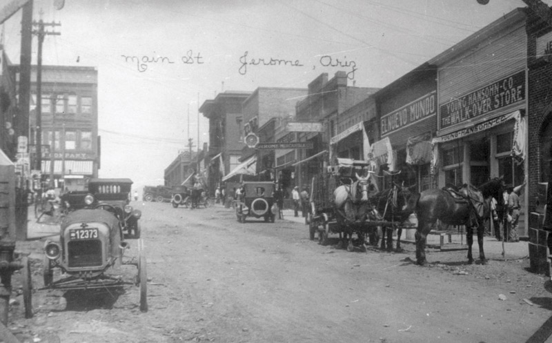 Phoenix Magazine: The Wild West Pioneer Experience and Jerome
